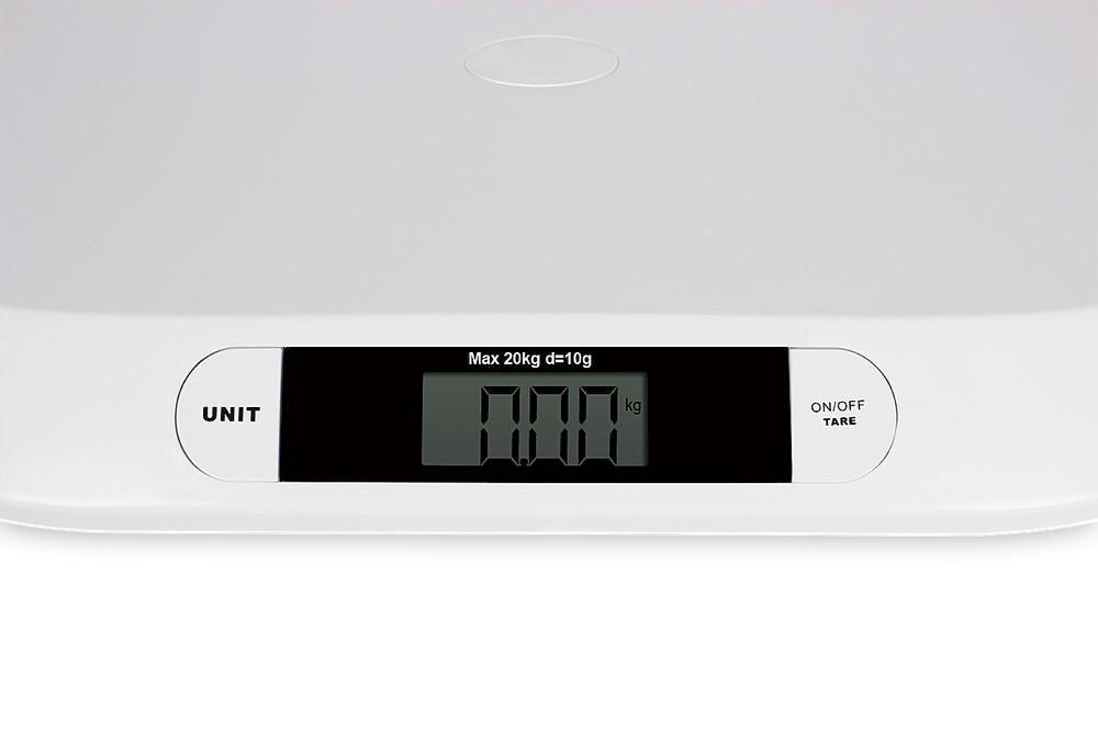 Kojenecká digitální váha BR-800