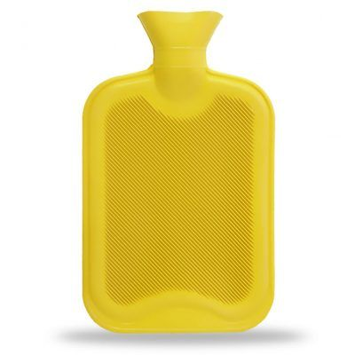 TERMOFOR ohřívací láhev 2L, žlutá