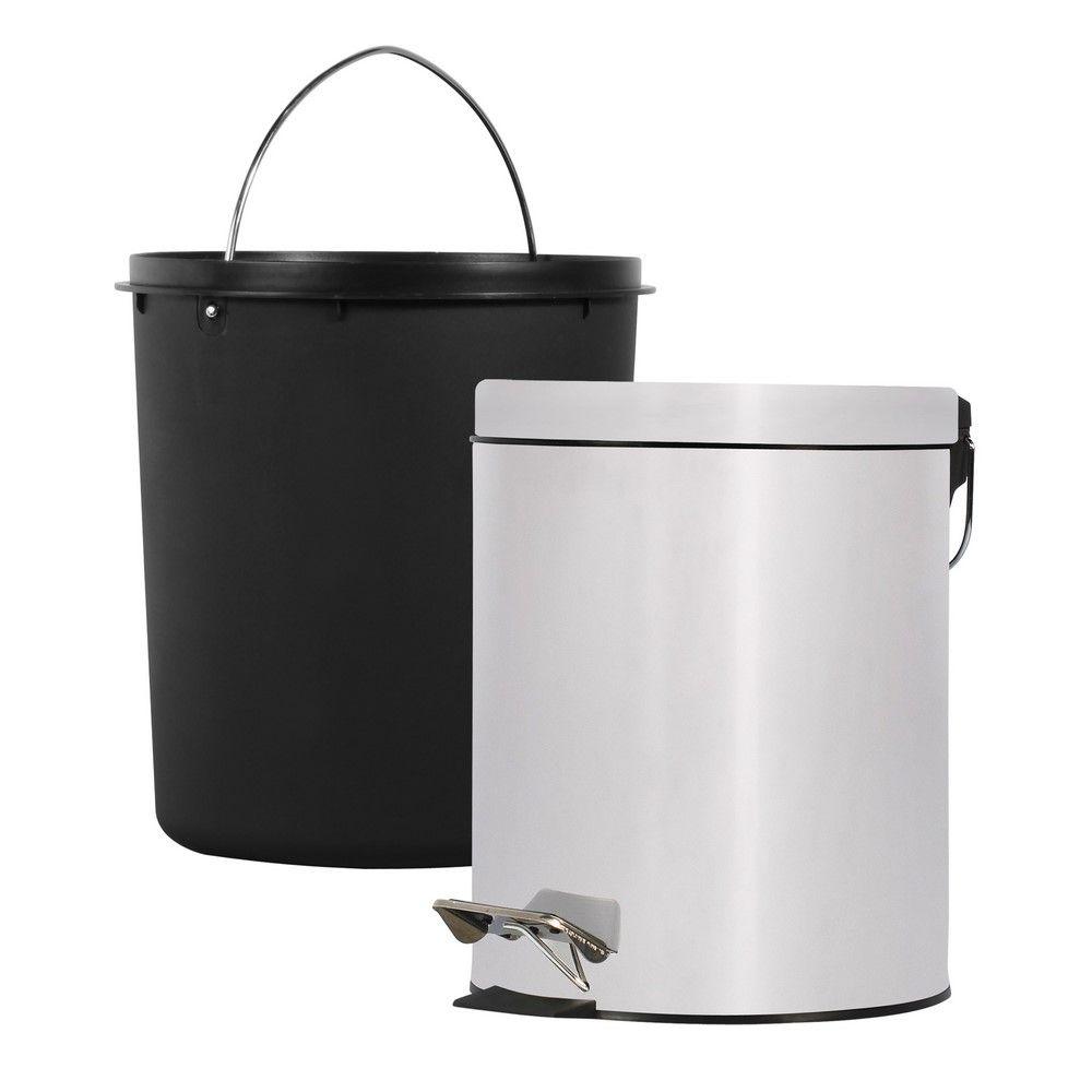 Odpadkový koš sada NEREZ 3L+10L