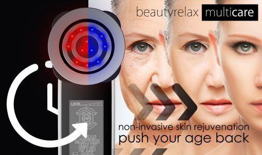Galvanická žehlička BeautyRelax Multicare