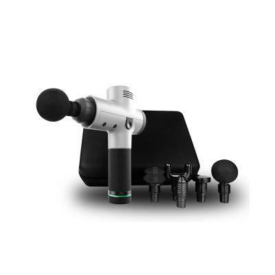 Masážní přístroj BeautyRelax Kineticforce stříbrný