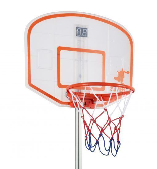 Basketbalový koš míč pumpička Dunlop 97cm až 175cm