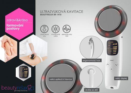 Ultrazvuková kavitace Beautyrelax Cavimax