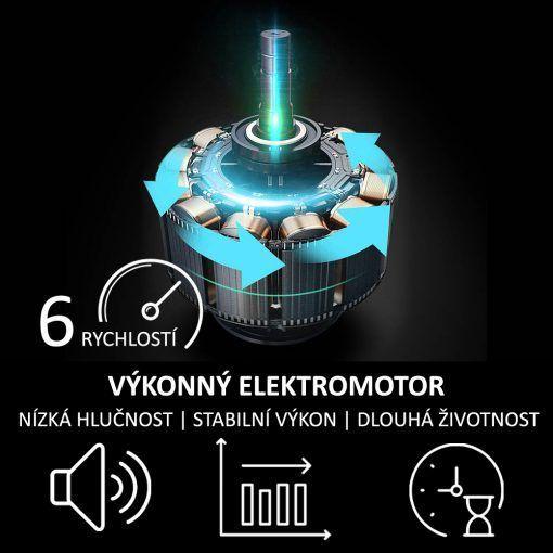 Masážní přístroj Beautyrelax Kineticforce Lite Plus
