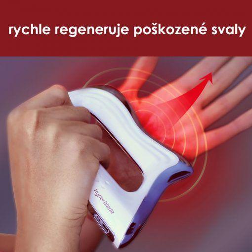Masážní přístroj Beautyrelax Hyperblade