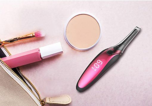 Elektronická řasenka BeautyRelax Brush&Go
