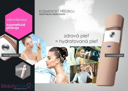 Ultrazvuková špachtle BeautyRelax Peel&lift Smart