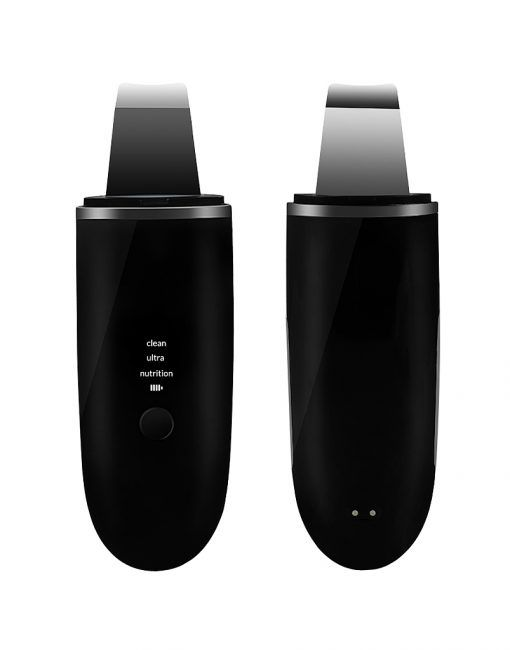 Ultrazvuková špachtle BeautyRelax Peel&lift Premium černá