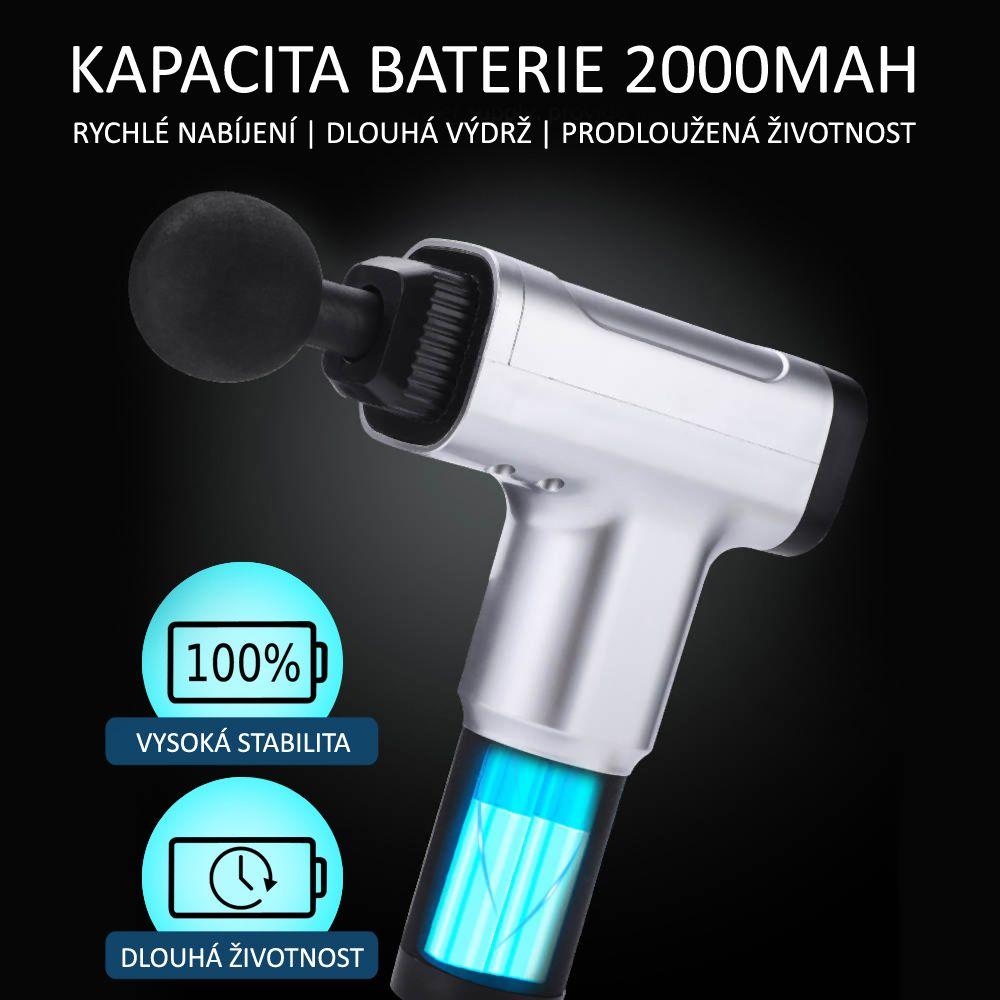 Masážní přístroj Beautyrelax Kineticforce Lite