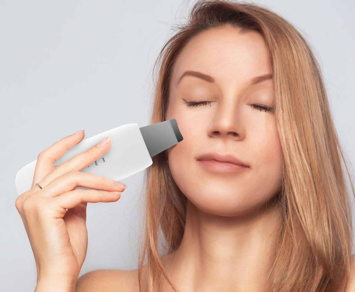 Ultrazvuková špachtle BeautyRelax Peel&lift Smart