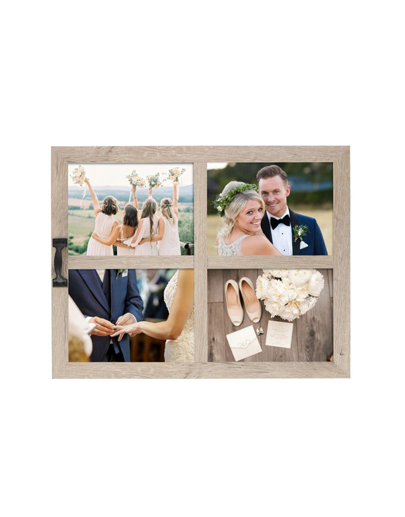 Fotorámeček Timelife 35x45x3,4cm dřevěný
